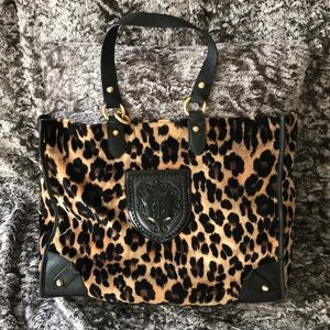 Leopard Juicy Couture Tote